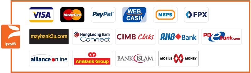 ipay88 secure payment